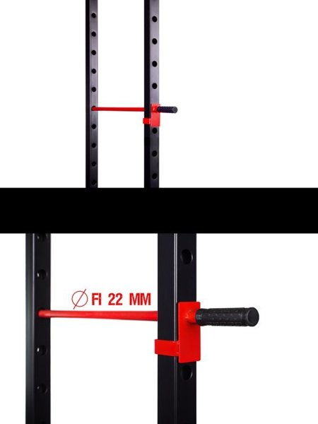 Workout cage with RACK support HS12 KELTON Home